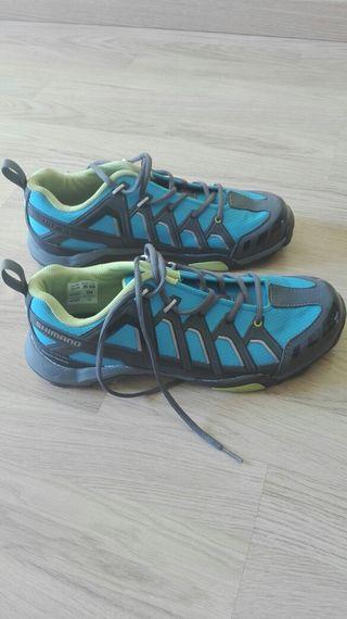 Zapatillas Ciclismo 45