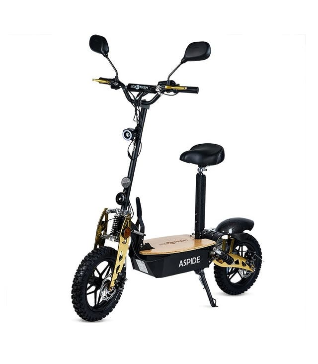 Aspide Madera - Patinete, scooter eléctrico,2000w