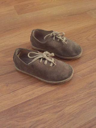Zapato Beige N25