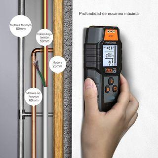 Detector de Pared 3en 1 Metal, Madera,Cables.NUEVO