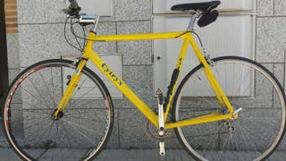 Bicicleta de Aluminio manillar de paseo
