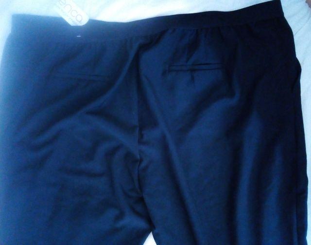 Pantalones De Vestir Azul Oscuro Mujer De Segunda Mano Por 10 En Tarragona En Wallapop