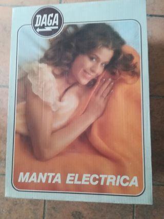 Manta electrica