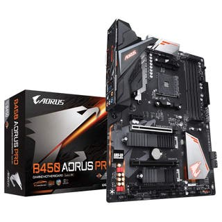 Placa base Gigabyte B450 Aorus Pro