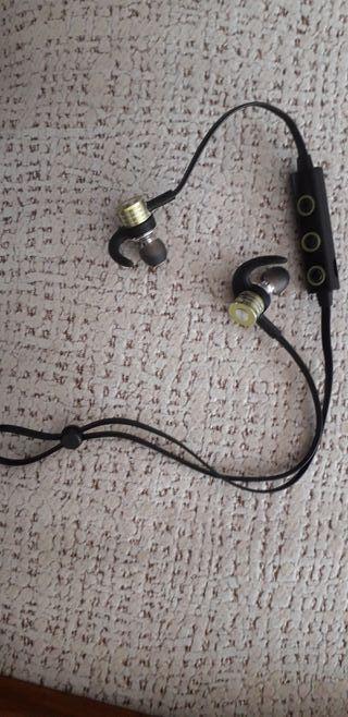 auriculares con bluetooth sin cable
