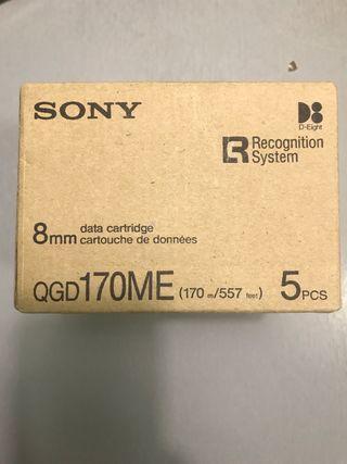 Cita magnética sony 8 mm