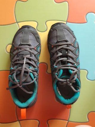 zapatillas con calas shimano