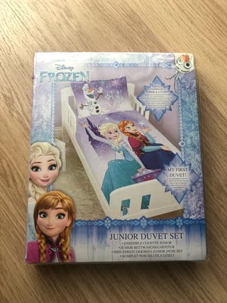 Funda Nordica Frozen 105.Funda Nordica Frozen De Segunda Mano En La Provincia De Barcelona En