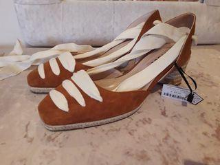 zapato mujer Uterqüe