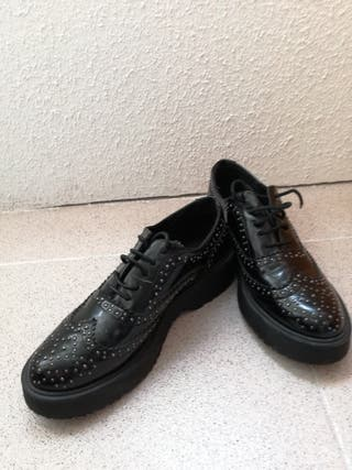 d4594c5b Zapatos Blucher de segunda mano en Madrid en WALLAPOP