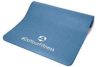 Turquoise Yoga Mat XXL