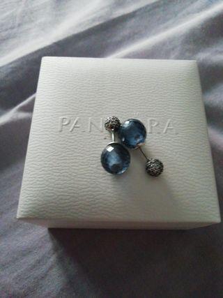 aa1bc6ed2260 Pendientes Pandora de segunda mano en Madrid en WALLAPOP