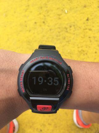 Smartwatch alcatel go watch