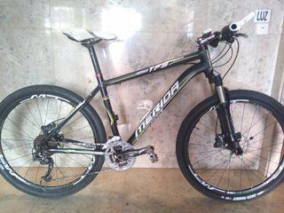 Bicicleta de montaña MERIDA MATTS 300 TFS TEAM.