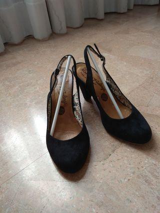 e2c99c06 Zapatos de tacón de segunda mano en la provincia de Huesca en WALLAPOP