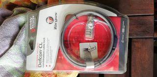 Cable de seguridad para portatil