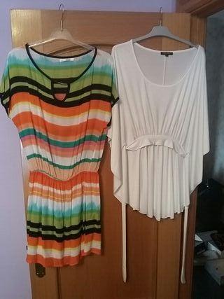 2 blusas de verano
