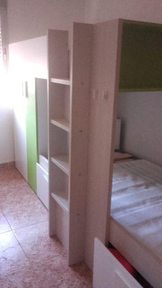 habitación doble infantil