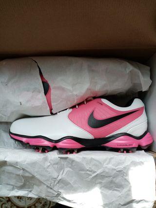 Zapatos de hombre para golf Nike Lunar