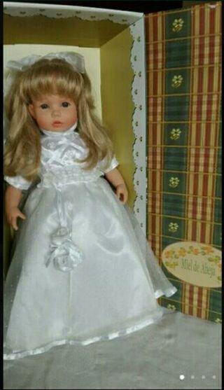 Muñeca Mariquita Pérez comunión muñecas Ropa