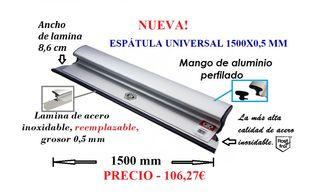 ESPÁTULA UNIVERSAL 1500 X 0,5 MM