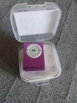 MP3 nuevo a estrenar