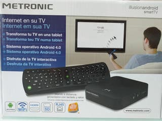 Smart tv convierte tu tv en una tablet