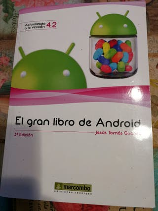 Libro para aprender a programar en Android