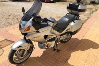 Honda nt650vt