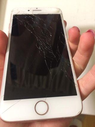 Iphone 7 rosa-oro 32gb