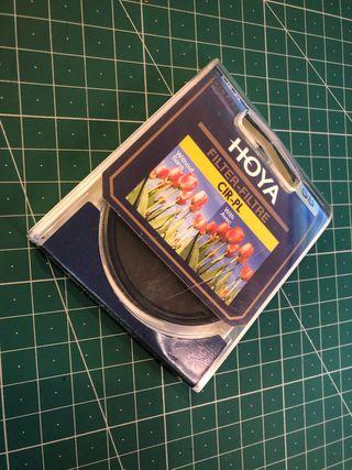 Filtro Hoya CIR-PL 58mm