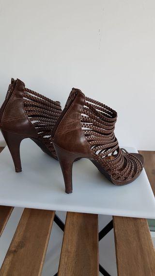 Zapatos de tacón Zara 40