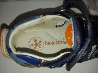 sandalias bebe biomechanics n°20 sin estrenar
