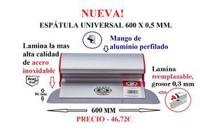 ESPÁTULA UNIVERSAL 600 X 0,5 MM.