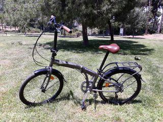 Bicicleta Plegable B-PRO PS50