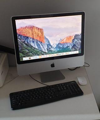 iMac de 20 pulgadas 2009