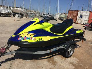 ¡¡¡¡OFERTA!!!! moto de agua Yamaha fx140
