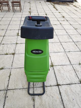 Biotritutador eléctrico de jardín para compost
