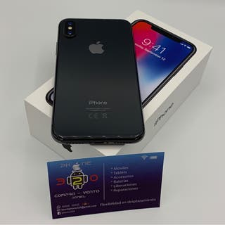 Apple iPhone X 256Gb ORIGINAL FACTURA PERFECTO