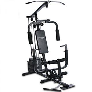 multi estación banco de pesas fitness