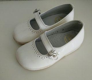 zapatos niña número 23