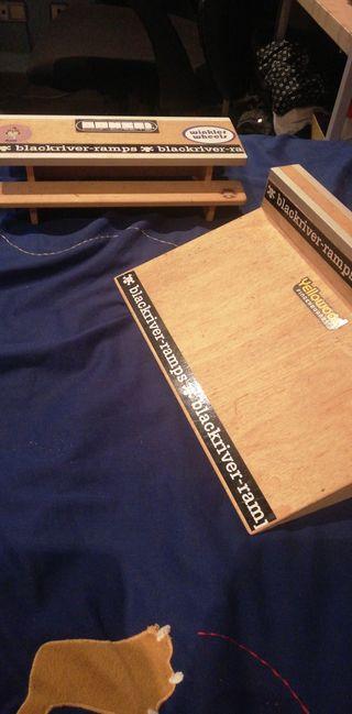 fingerboard blackriver ramps