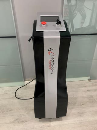 Maquinas electroestimulación + chalecos
