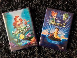 La Sirenita (DVD's)