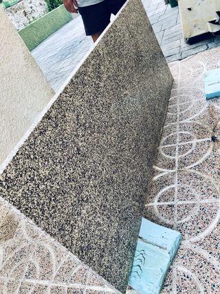 Piedra de chimenea