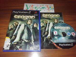 Eragon ps2 play 2