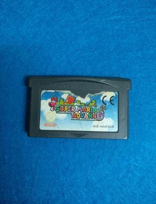 Game Boy Advance - Super Mario Advance