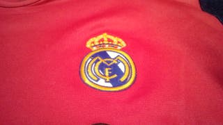 CAMISETA vintage REAL MADRID player CASILLAS