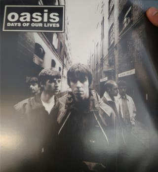 Oasis Days of our live Lp