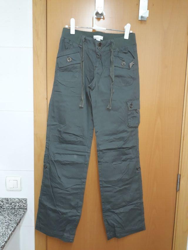 Pantalon Tipo Safari A Estrenar De Segunda Mano Por 17 En Barcelona En Wallapop